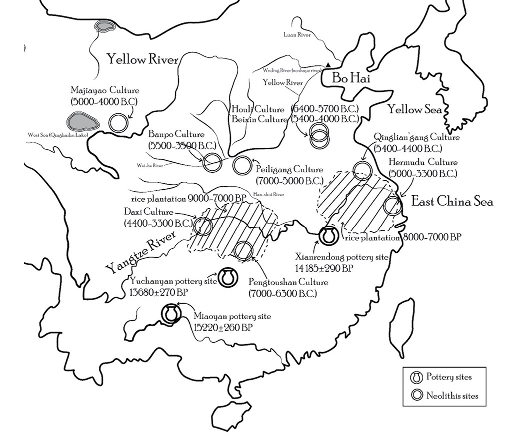Prehistory -- Political, Social, Cultural, Historical Analysis Of China