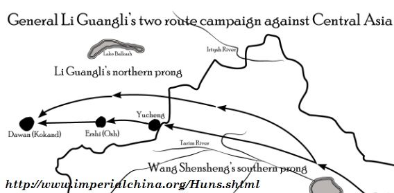 Jurchens versus Manchus - Research Into Origins Of Huns